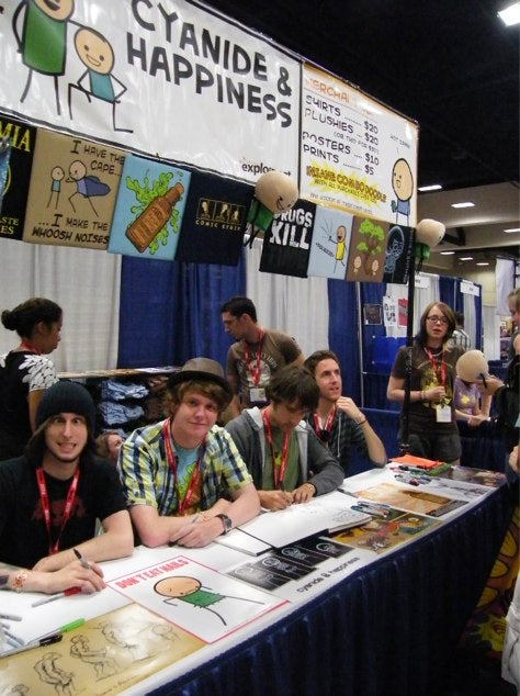 The very best finds on the floor at Comic-Con 2011