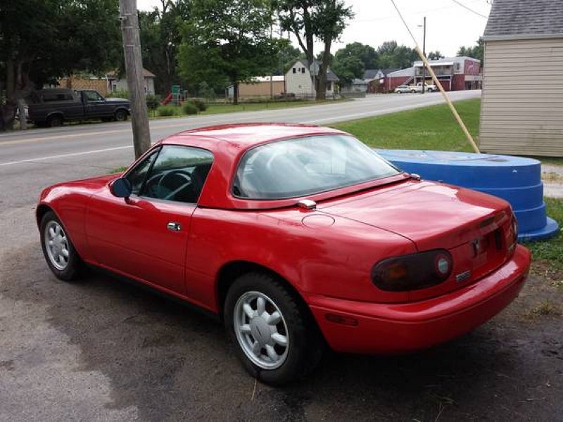 For $9,000, Who Doesn't Want To Drive A Miata?