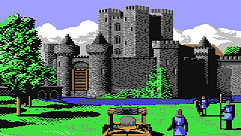 Classic PC Series Like Defender Of The Crown Might Be Coming Back