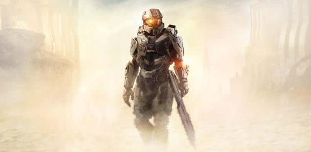 Halo 5's Online Mystery Game Suggests Master Chief's A Traitor