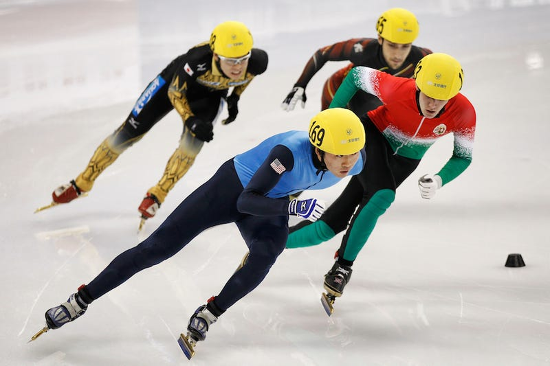 U.S. Speedskater Admits To Tampering With Opponent's Skates, Says Abusive Coach Ordered Him