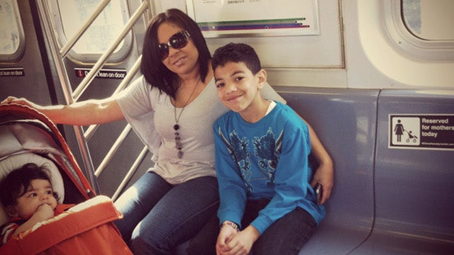 Ride the M Train Today, Moms