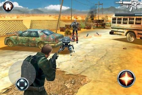 Terminator Salvation iPhone Micro-Review: Rise of the Apple Machine