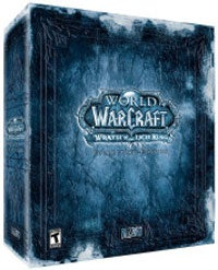 GameStop Has More Wrath Of The Lich King Collector's Editions