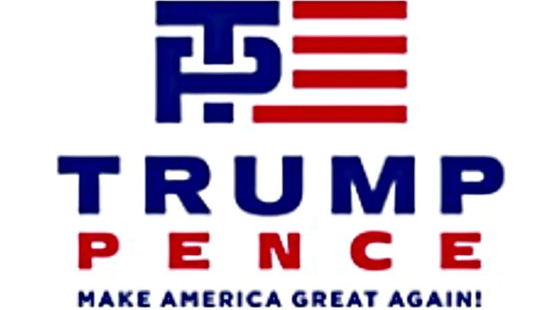 Trump Campaign Appears to Have Changed Its Logo to Something Less Erotic