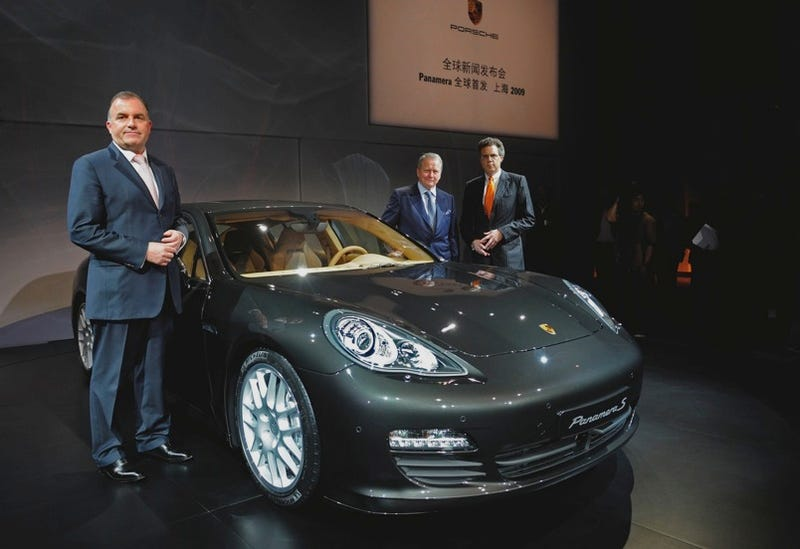 Porsche Panamera: Sub-Five Second Four-Door