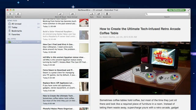 NetNewsWire Beta Brings Several New Features, Temporarily Lacks Sync
