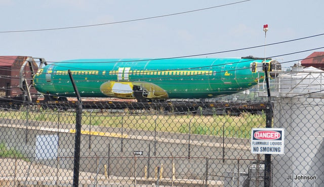 Three New Boeing 737s Crashed Before They Ever Flew
