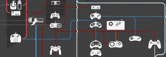 The Control Pad Family Tree