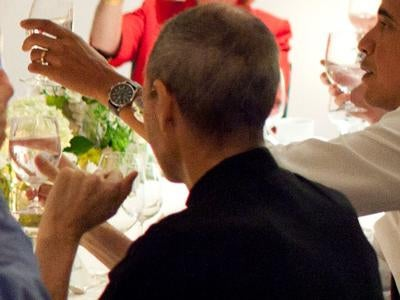 Who Are The People At Obama's Tech Dinner?