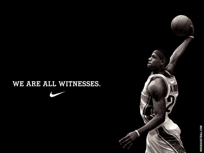 Apparently, We Are All NOT Witnesses