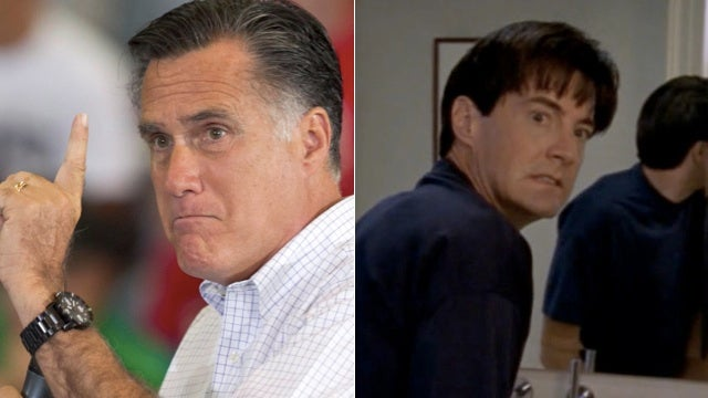 Who Is Mitt Romney's Pop Culture Twin?
