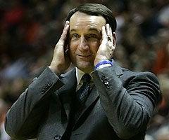 Coach K Speaks!