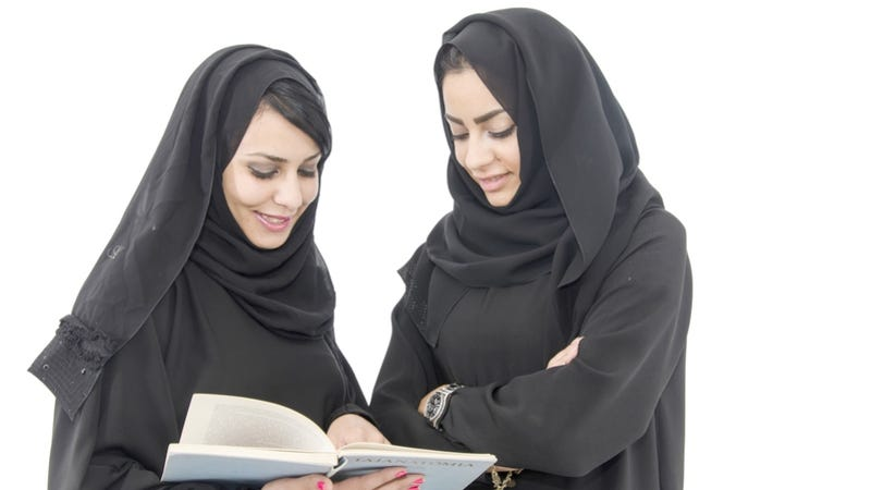 Saudi Arabia's Schoolbooks Now Include Photos of Women