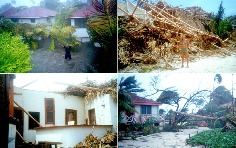 Reality TV Horror Stories: The Temptation Island Hurricane