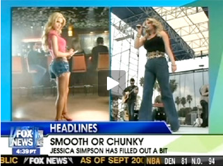 Piling On Jessica Simpson: With Friends Like These, Who Needs Enemies?
