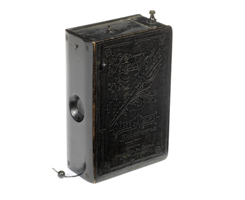14 Exquisite Clandestine Cameras From The Golden Age of Espionage