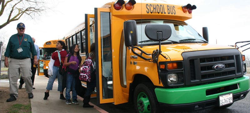 What's California's New SST-e Electric School Bus Really Worth?