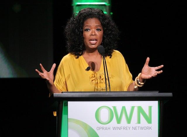 When Oprah Went To Facebook