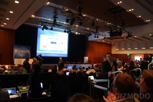 Liveblog: The Motorola/Android Keynote at Mobilize