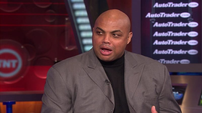 Why Charles Barkley Isn't Appearing in NBA 2K12