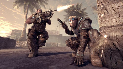 Big Fat Gears Of War 2 Update & Cheap 'All Fronts Collection' Incoming