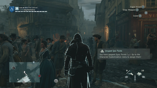 6.7GB <i>Assassin's Creed Unity</i> Patch Issued To Fix Framerate, Other Stuff [UPDATE: Unexpectedly 40GB on Xbox One]