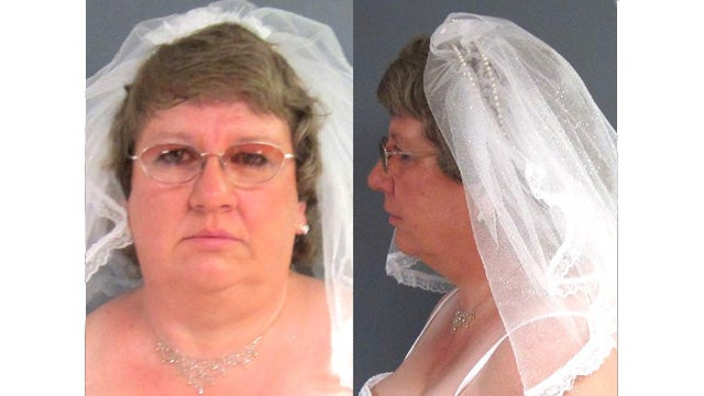 Bride Arrested At Her Own Wedding