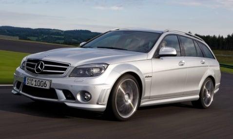 Mercedes-Benz C 63 AMG Estate: Official for Frankfurt
