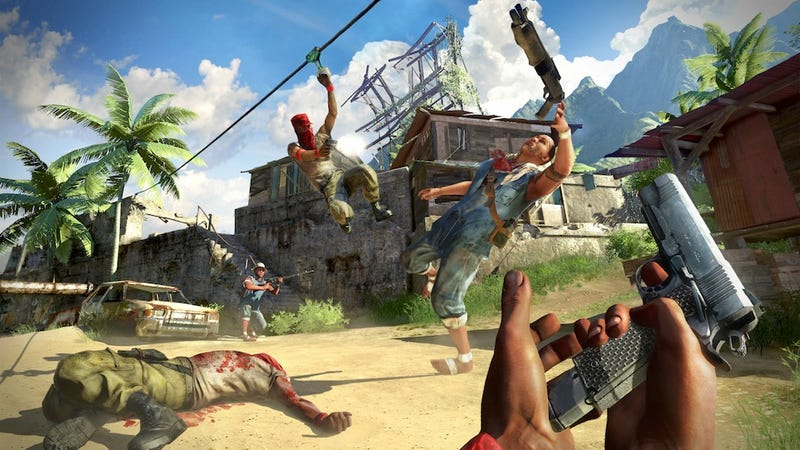 Far Cry 3's Multiplayer Mode Fails To Impress