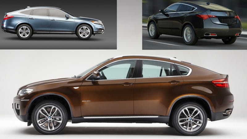 Turns Out No One Wants A Crossover Coupe Anymore
