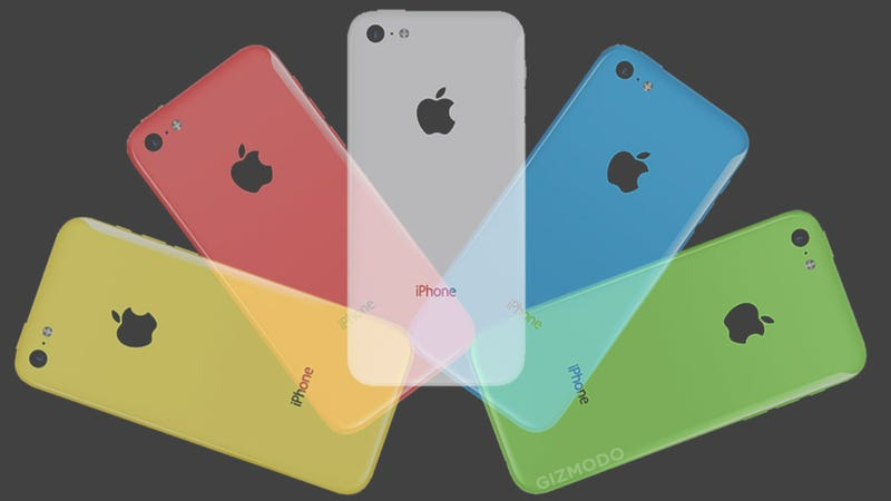 Where and When to Pre-Order Your iPhone 5C