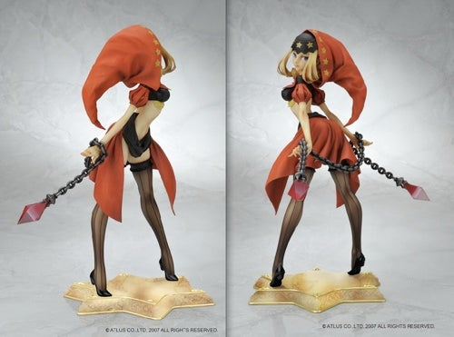 This Odin Sphere Figure Is Pointy