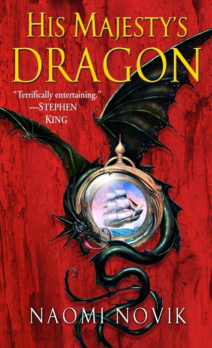 The io9 Book Club Is in Session! Let's talk about His Majesty's Dragon.