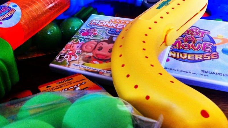 Square Enix Has Balls, Sega... A Banana Holder?