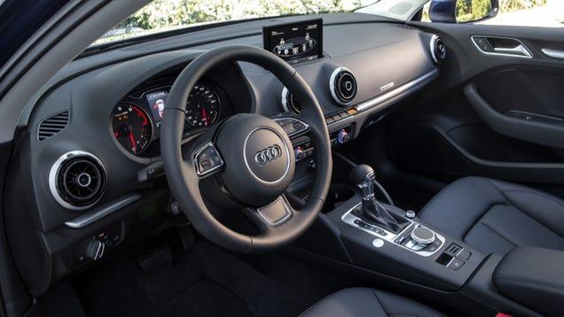 Audi A4 2015 Autos Weblog