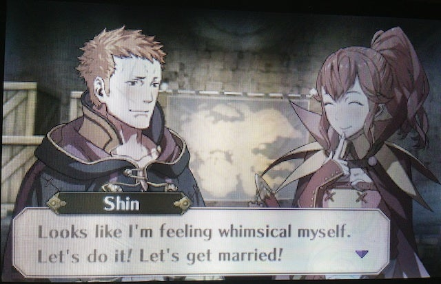 In Fire Emblem, Marriage Can Be A Fate Worse Than Death