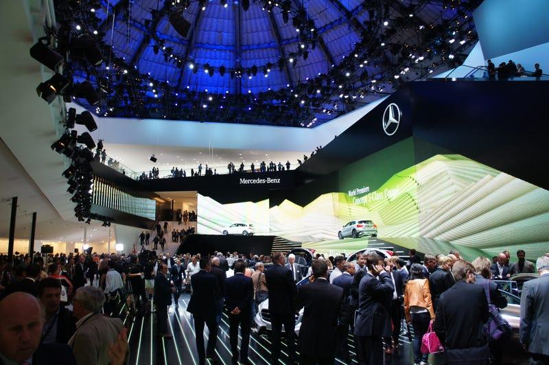 2013 Frankfurt Motor Show: Pure Car Porn