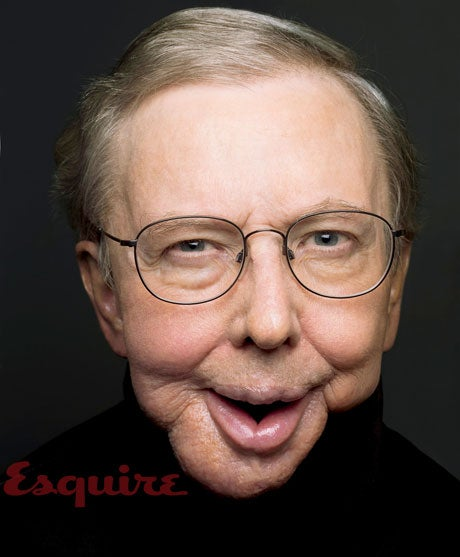 """Ebert: """"There Is No Need To Pity Me. Look How Happy I Am."""""""