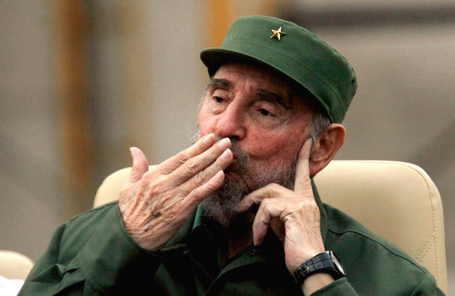 Fidel Castro: I Quit 5 Years Ago, Suckers