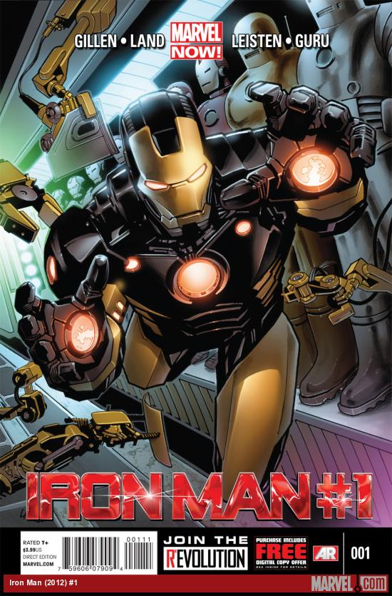 Iron Man, Captain America, Thor and More Marvel #1s Show Up for Panel Discussion This Week