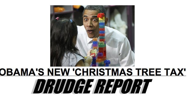 Right-Wing Claims That Obama Murdered Santa Claus Are Grossly Exaggerated