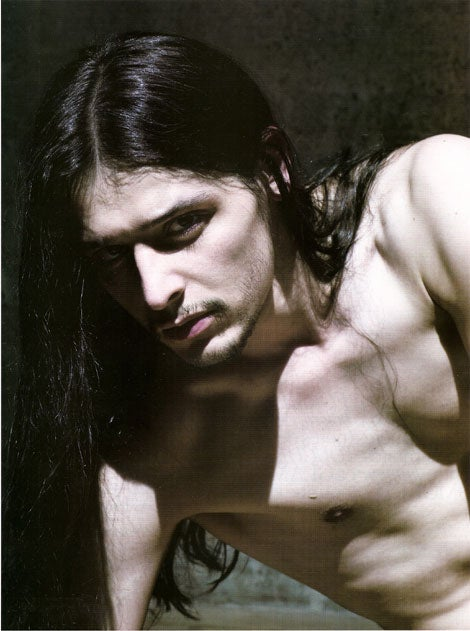 Olivier Theyskens Totally Naked in French Vogue: Hot or Not?