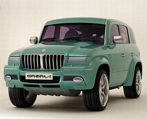 Saudi Arabia To Produce Home-Grown Big Ugly SUV