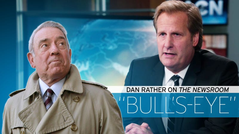 Dan Rather: Every Anchorman Is an Ass Sometimes