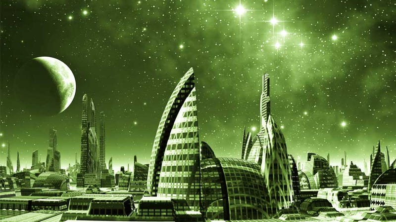 How do you envision the future? Share your craziest predictions