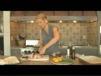 Gwyneth Paltrow's Very Own Cooking Show — Sort Of