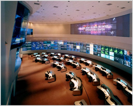 The Coolest Internet Network Operation Centers