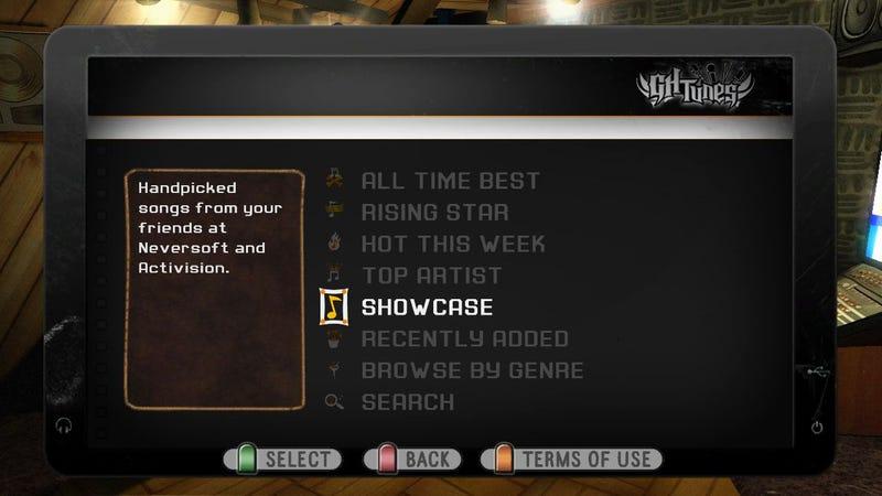 Guitar Hero: World Tour Owes Me
