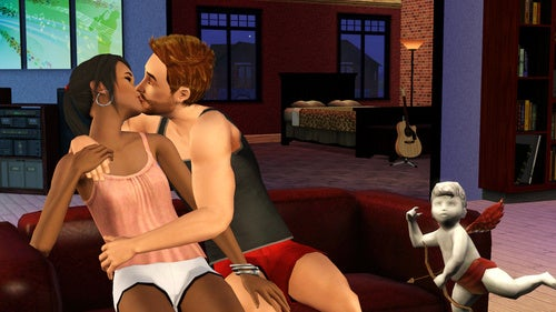 The Sims 3 Gets Sweet And Sultry For Valentine's Day